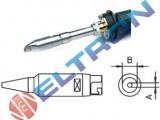 HTDS Ponta Cônica  5,0mm x 8,3mm para  Ferro de Solda LR82