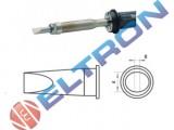 LHTC  Ponta Fenda 3,2mm x 1,2mm para  Ferro de Solda WSP150