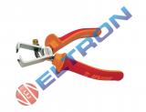 Alicate Descascador de Fios 160mm 610433BR Unior