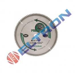 "Disco de serra circular 7.1/4""/184mm 807024NBR NICHOLSON"