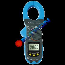 Alicate Amperimetro Digital ET3166 Minipa ET-3166