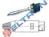 HTCAL Ponta de aferição de HT para componete térmico  0,5mm para  Ferro de Solda LR82 / WSP150