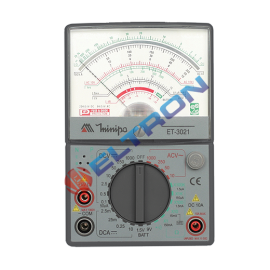 Multimetro Analogico ET3021 Minipa