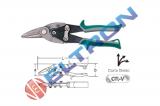 Tesoura Aviação Corte Direito ST93102ST 10