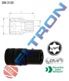 80186BX Soquetes Torx 1/4 E4
