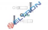 ST13401SC Soquetes Sextavados Longos 1/2