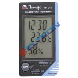 Termohigrometro MT242 minipa