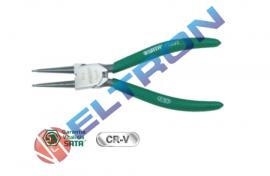 """ST72031ST Alicate para Anéis Internos Bico Reto CR-V Sata 5"""""""