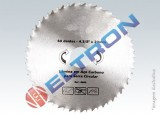 ELTRON8659 Serra Circular 4.3/8 x 40D x 20mm