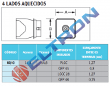 NQ10 Bocal 4 Lados Aquecidos para WHA900
