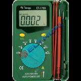 Multimetro digital de bolso ET1700 Minipa