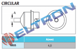 NR05 Bocal Circular 4,0mm para WHA900