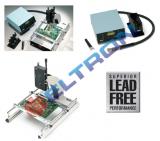 WHA3000PS - Sistema versátil para retrabalho em componentes BGA/LGA/SMD