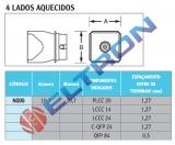 NQ05 Bocal 4 Lados Aquecidos para WHA900