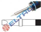 WPTC7 Ponta de fenda 370ºC 3,2mm x 0,8mm para Ferro de Solda TC201TBR